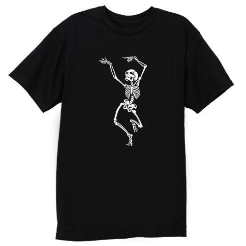 Dancing Skelleton T Shirt