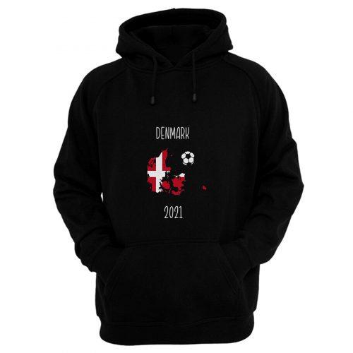 Denmark Euro 2021 Hoodie
