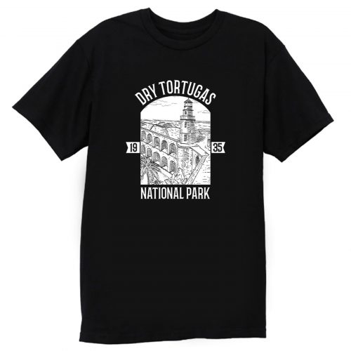 Dry Tortugas National Park Us Vintage T Shirt