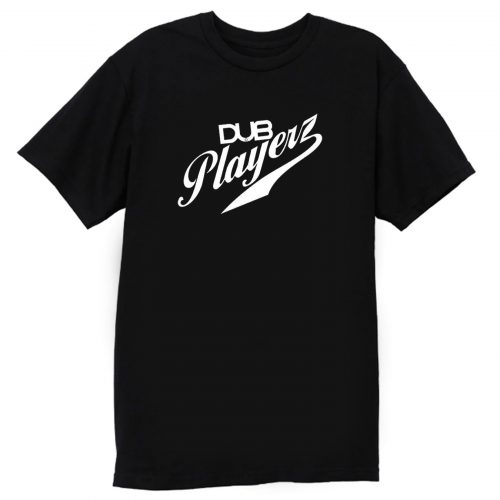 Dub Playerz Logo T Shirt