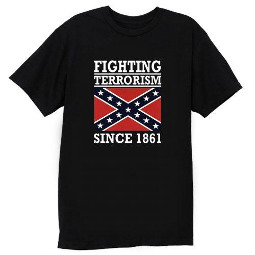 Fighting Terrorism T Shirt