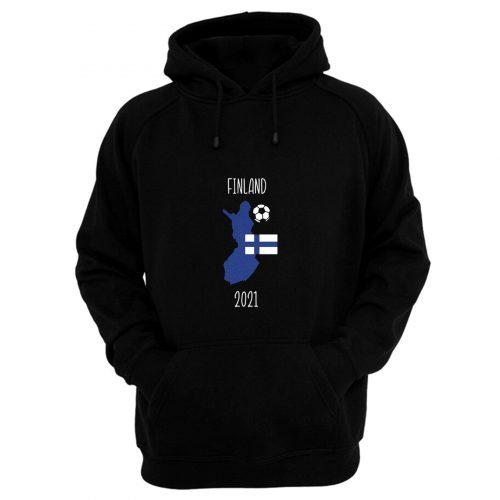 Finland Euro 2021 Hoodie