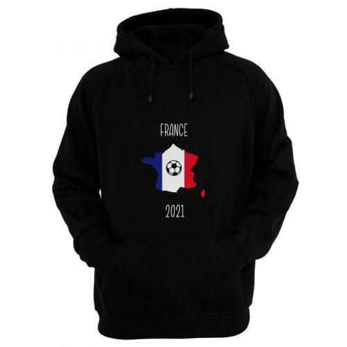 France Euro 2021 Hoodie