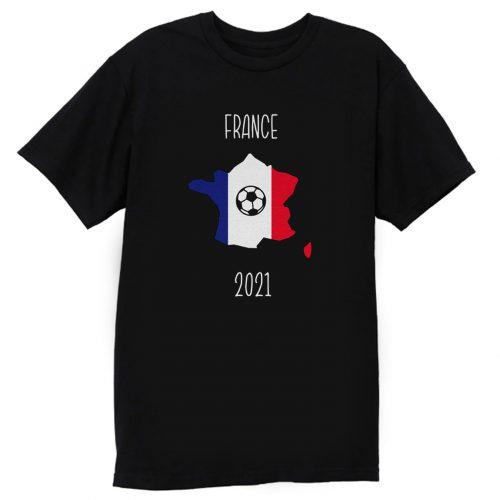 France Euro 2021 T Shirt