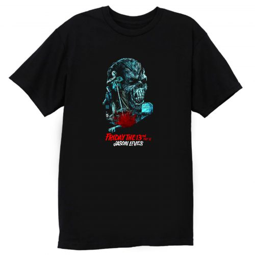 Friday The 13th T Shirt