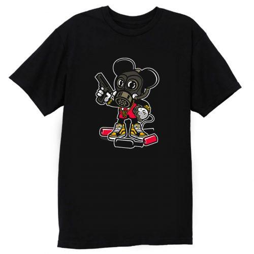 Gangsta Mouse T Shirt