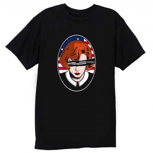 God Save The Queens Gambit T Shirt