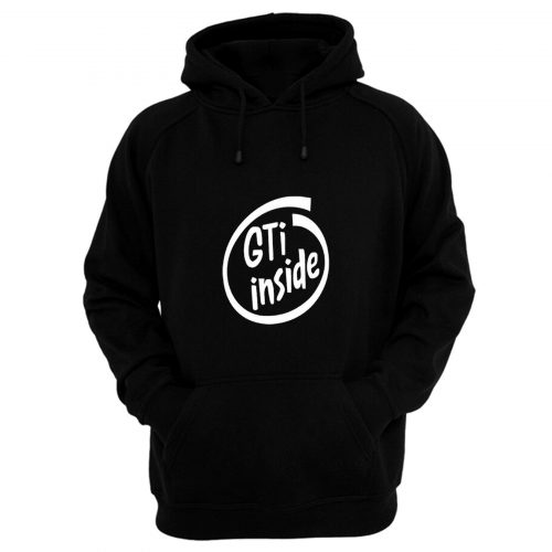 Gti Inside Logo Hoodie
