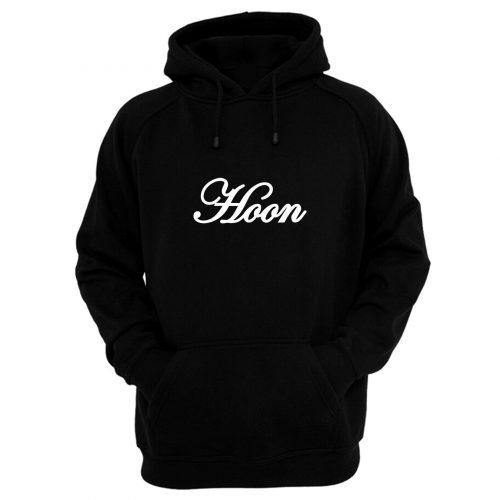 Hoon Logo Hoodie