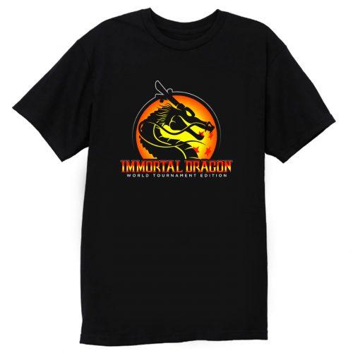 Immortal Dragon T Shirt
