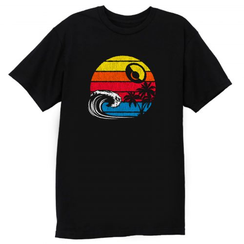 May The Surf Be With You T Shirt