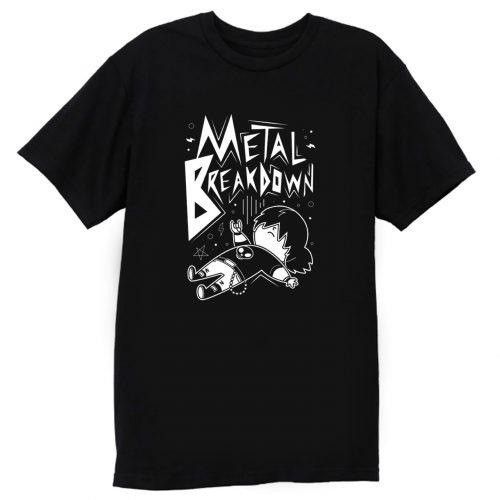 Metal Breakdown T Shirt