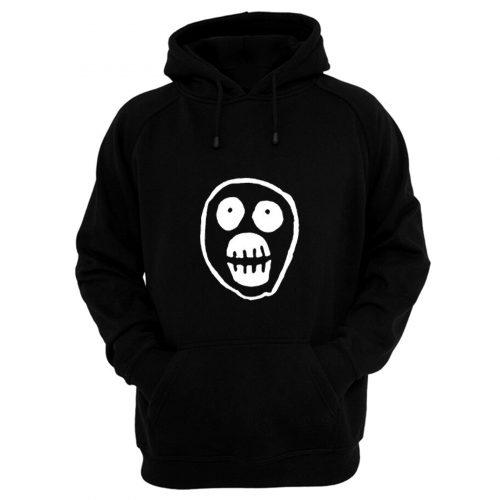 Mighty Boosh Skull Hoodie