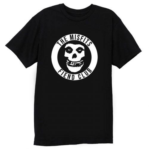 Misfits Fiend Club T Shirt
