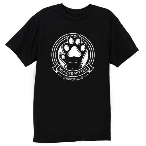 Murder Mitten T Shirt