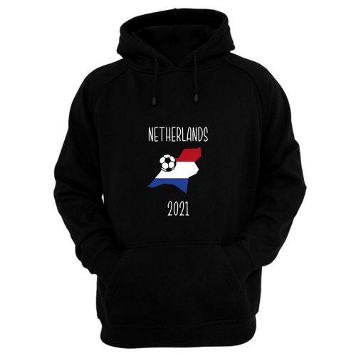 Netherlands Euro 2021 Hoodie