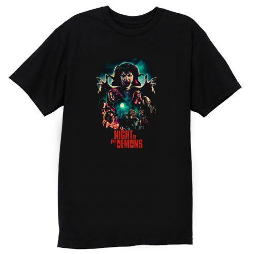 Night Of The Demons T Shirt