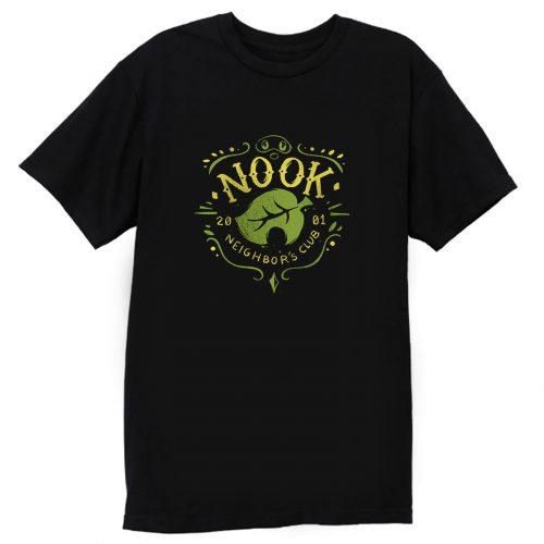 Nook Neighbors Club T Shirt