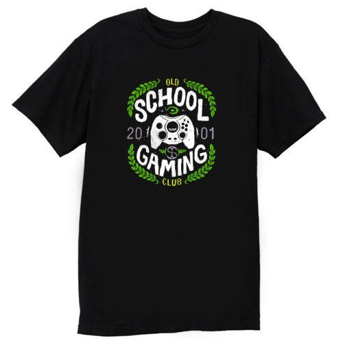 Old School Gaming Club T Shirt