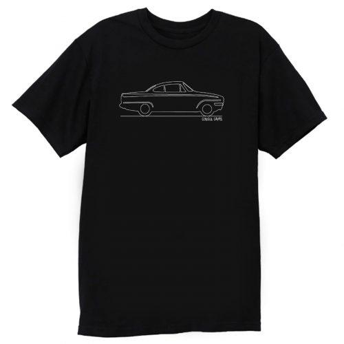 Original Sketch Classic Car T Shirt