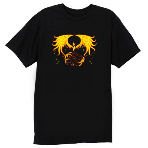 Pixel Phoenix T Shirt