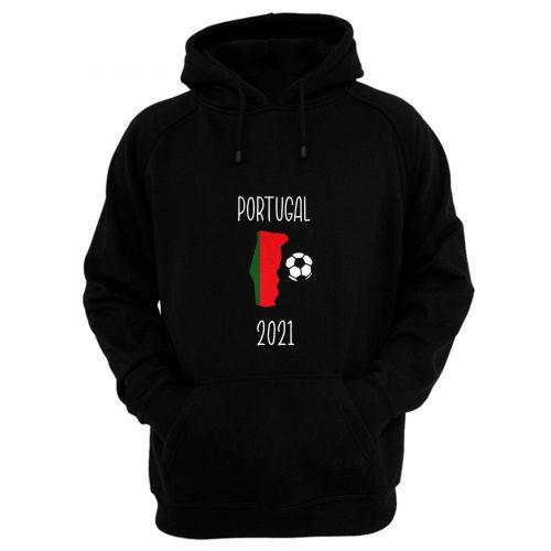 Portugal Euro 2021 Hoodie
