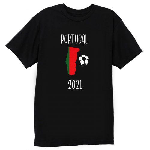 Portugal Euro 2021 T Shirt