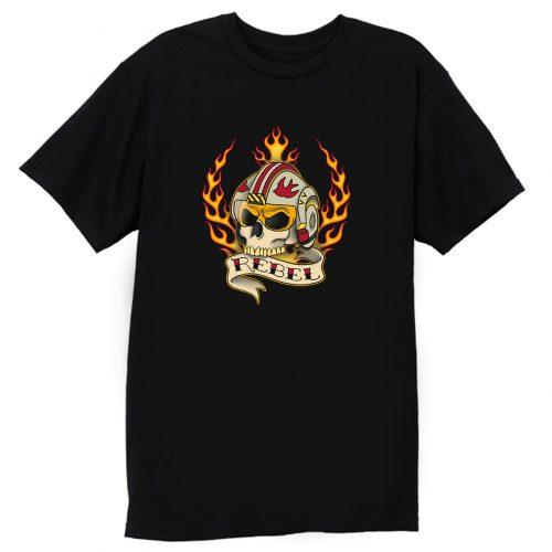 Rebel For Life T Shirt