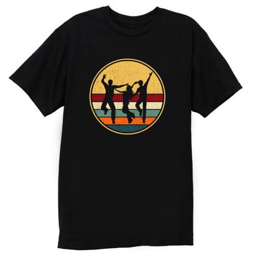 Retro Dance Dancer Dancing T Shirt