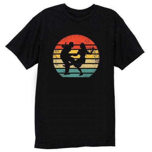 Retro Dance Dancer Vintage Dancing T Shirt
