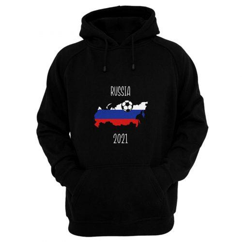 Russia Euro 2021 Hoodie