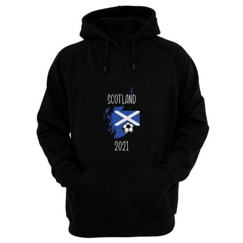Scotland Euro 2021 Hoodie