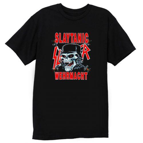 Slayer Slaytanic Wermacht T Shirt