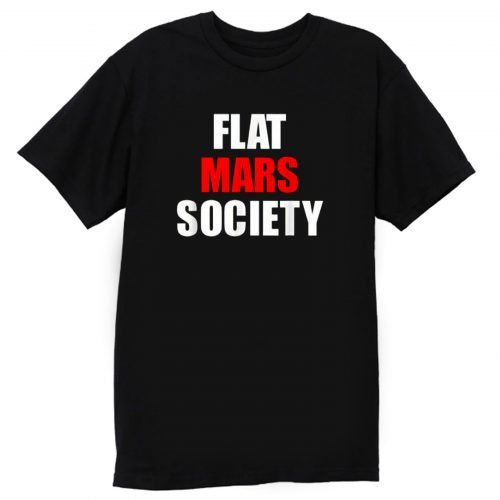 Space Lovers Universe Black Flat T Shirt