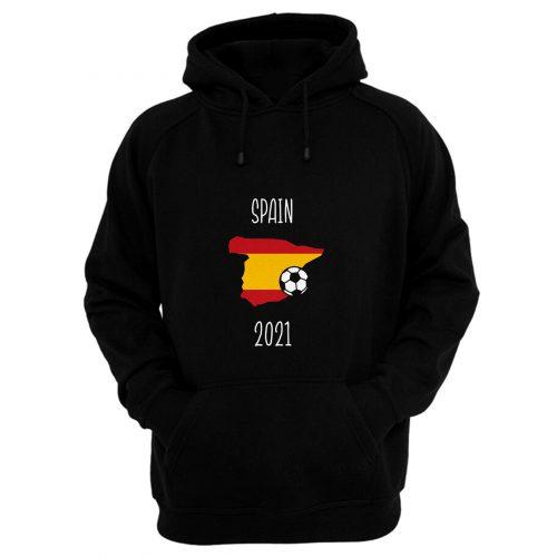 Spain Euro 2021 Hoodie