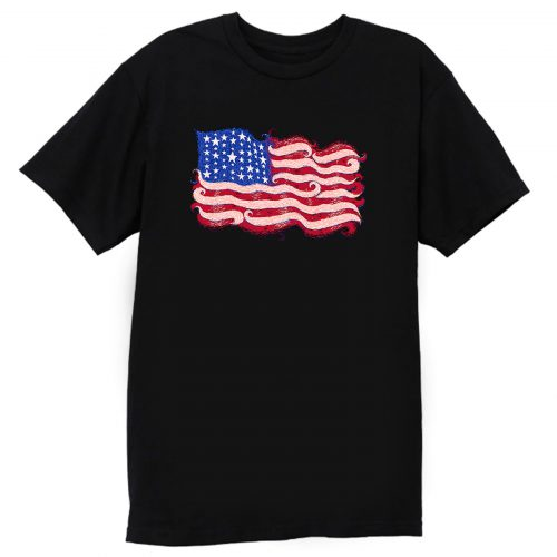 Starry Stripes T Shirt