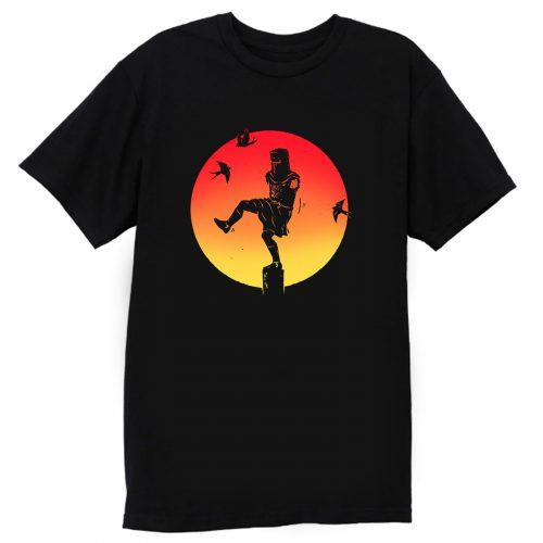 The Black Knight Trains T Shirt
