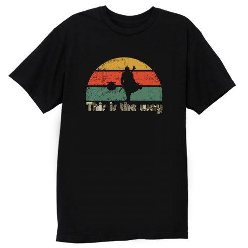 The Retro Way T Shirt