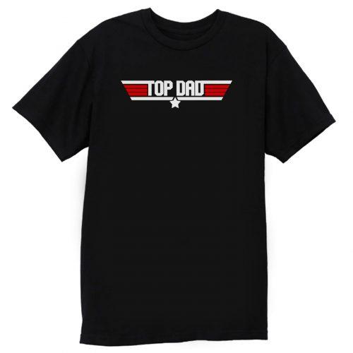 Top Dad Maverick T Shirt