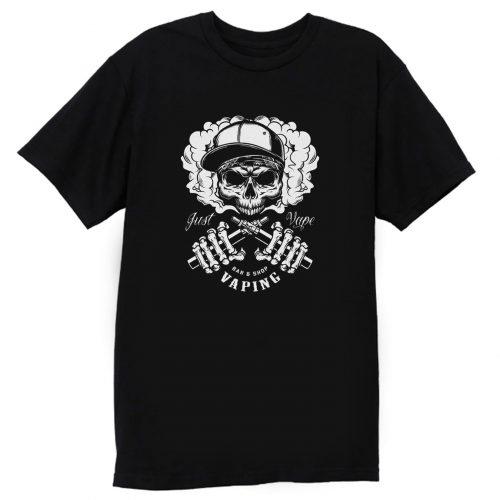 Vaping Bar Shop T Shirt Just Vape Lifestyle T Shirt