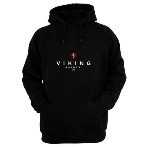 Viking Raider Hoodie