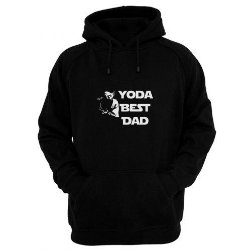 Yoda Best Dad Hoodie